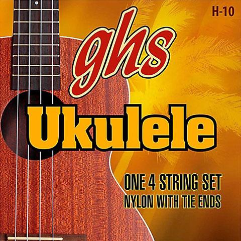 Cuerdas GHS H10 Ukulele