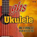 Струны для струнных инстр. GHS H10 Ukulele