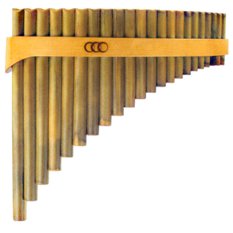 Panpipe Arnolds & Sons Pro Line 24 G