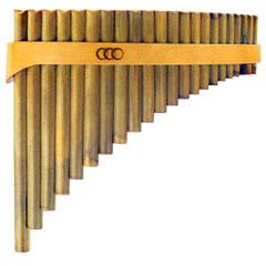 Arnolds & Sons Pro Line 24 G « Flauta de pan
