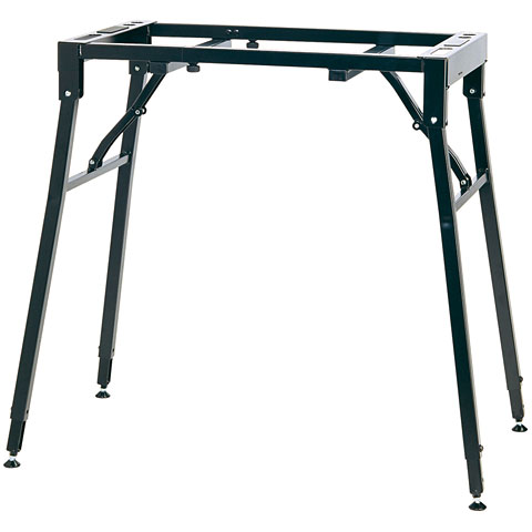 K&M 18950 Table-style Keyboard Stand (black)