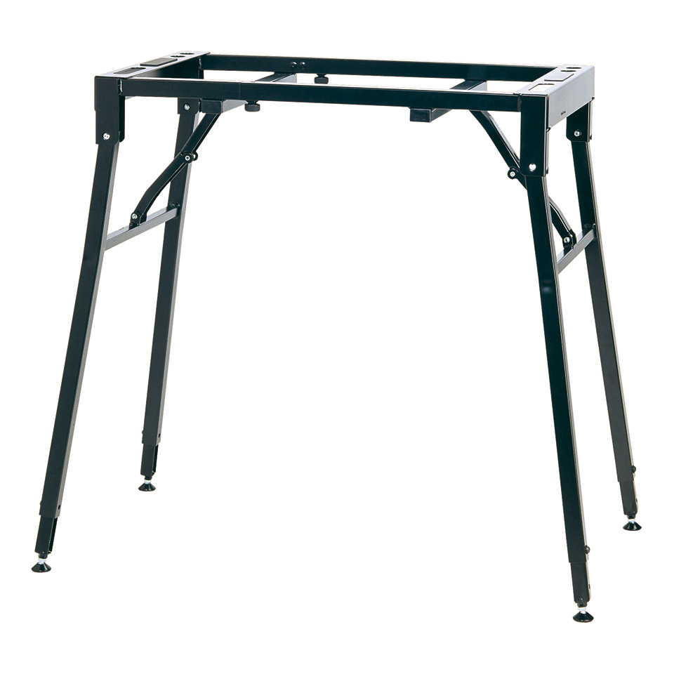 K Amp M 18950 Table Style Keyboard Stand Black 171 Supporto
