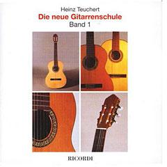 Ricordi Die neue Gitarrenschule Bd. 1 - CD « CD