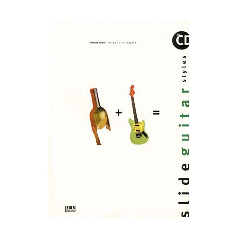 Libros didácticos AMA Slide Guitar Styles