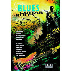 AMA Blues Guitar Rules « Leerboek