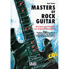 AMA Masters of Rock Guitar