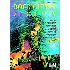 AMA Rock Guitar Secrets « Manuel pédagogique