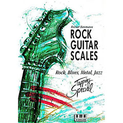 AMA Rock Guitar Scales « Instructional Book