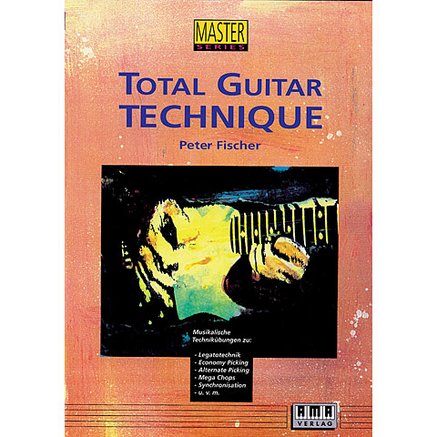 Manuel pédagogique AMA Total Guitar Technique