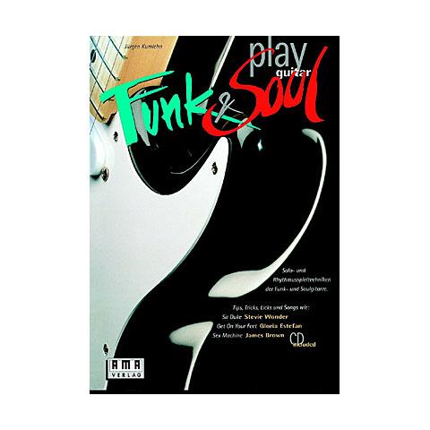 Instructional Book AMA Play Funk & Soul