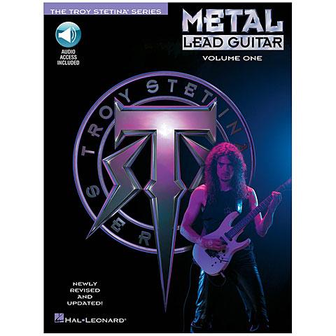 Lehrbuch Hal Leonard Metal Lead Guitar Vol.1