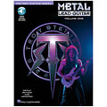 Libro di testo Hal Leonard Metal Lead Guitar Vol.1