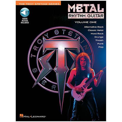 Hal Leonard Metal Rhythm Guitar Vol.1