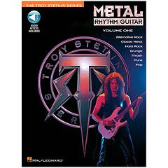 Hal Leonard Metal Rhythm Guitar Vol.1