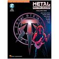 Hal Leonard Metal Rhythm Guitar Vol.1  «  Leerboek