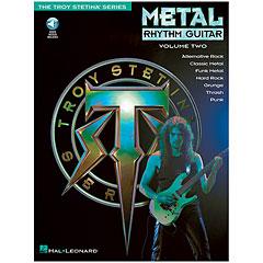 Hal Leonard Metal Rhythm Guitar Vol.2 « Manuel pédagogique