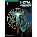Libros didácticos Hal Leonard Metal Rhythm Guitar Vol.2