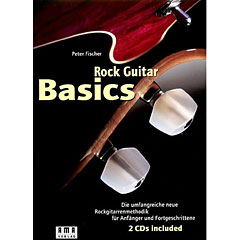 AMA Rock Guitar Basics « Instructional Book