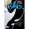 Libro di testo AMA Play Blues Guitar