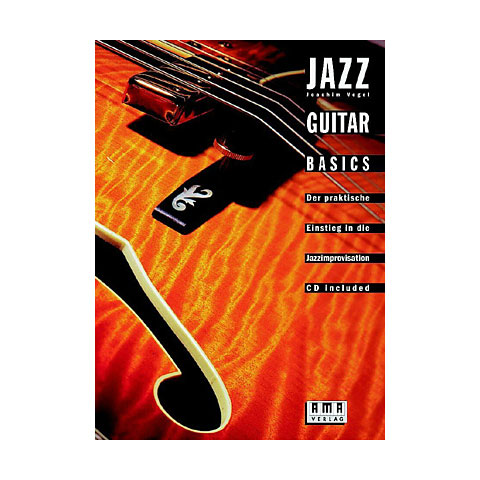 Instructional Book AMA Jazz Guitar Basics