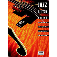 AMA Jazz Guitar Basics « Instructional Book