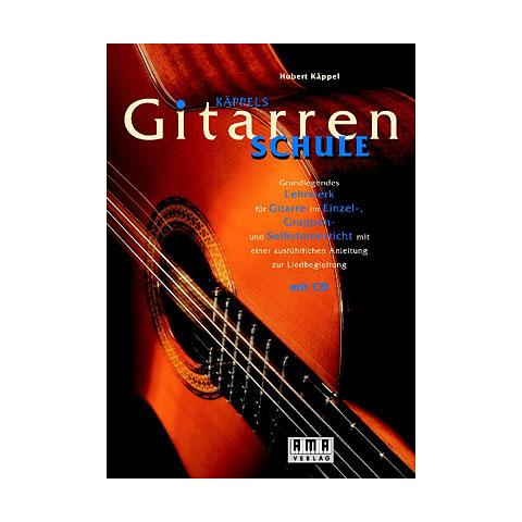Instructional Book AMA Käppels Gitarrenschule