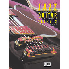 AMA Jazz Guitar Secrets « Instructional Book