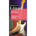 Libros guia Schott Pocket-Info E-Gitarre & Bass