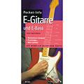 Manualetto Schott Pocket-Info E-Gitarre & Bass