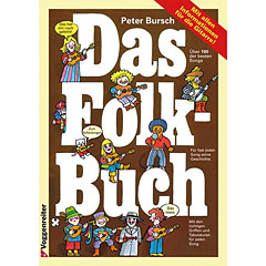 Voggenreiter Peter Bursch - Das Folkbuch « Instructional Book