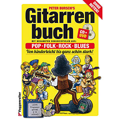 Voggenreiter Peter Bursch's Gitarrenbuch 1 « Manuel pédagogique