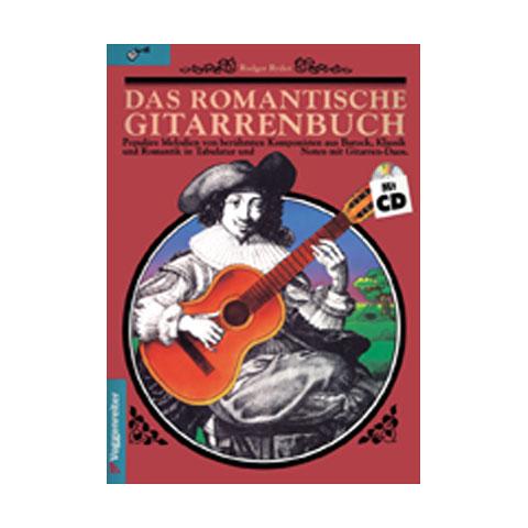 Notenbuch Voggenreiter Das romantische Gitarrenbuch