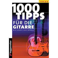 Voggenreiter 1000 Tipps für die Gitarre « Libros guia