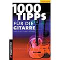 Manuel pédagogique Voggenreiter 1000 Tipps für die Gitarre