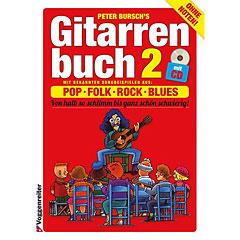 Voggenreiter Gitarrenbuch Band 2 « Manuel pédagogique