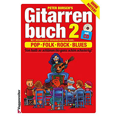 Voggenreiter Peter Bursch's Gitarrenbuch 2 « Instructional Book