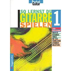Voggenreiter So lernst du Gitarre spielen 1 « Instructional Book