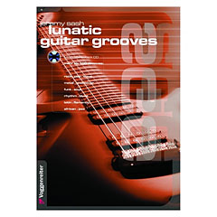Voggenreiter Lunatic Guitar Grooves « Instructional Book