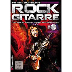Voggenreiter Peter Bursch's Rock Gitarre « Libros didácticos