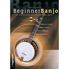 Voggenreiter Beginner Banjo « Lehrbuch