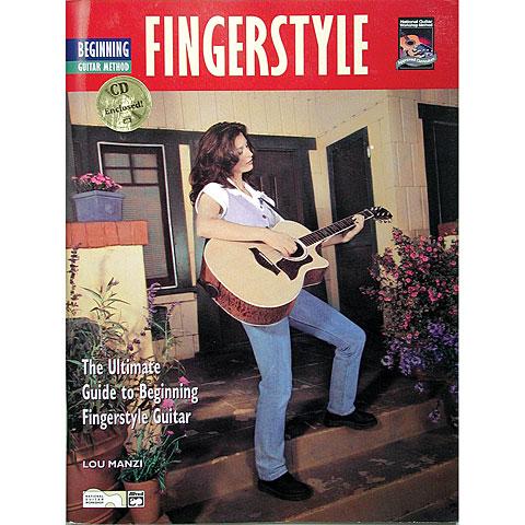 Alfred KDM Beginning Fingerstyle Guitar