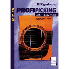 Acoustic Music Books Profi Picking leichtgemacht « Manuel pédagogique