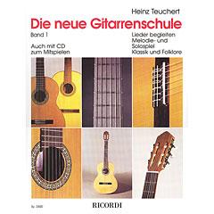 Ricordi Die neue Gitarrenschule Bd.1 « Lehrbuch