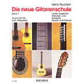 Instructional Book Ricordi Die neue Gitarrenschule Bd.1