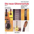 Учебное пособие  Ricordi Die neue Gitarrenschule Bd.1