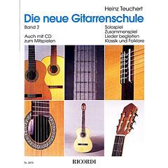 Ricordi Die neue Gitarrenschule Bd.2 « Lehrbuch