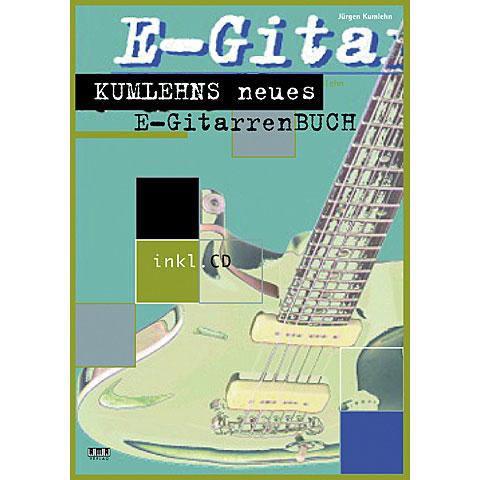 AMA Kumlehns neues E-Gitarrenbuch