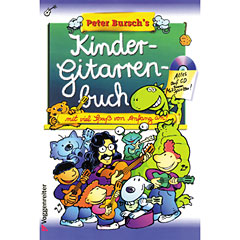 Voggenreiter Peter Bursch's Kinder-Gitarrenbuch « Childs Book