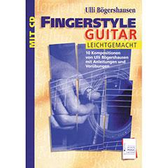 Acoustic Music Books Fingerstyle Guitar leichtgemacht « Manuel pédagogique