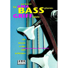 AMA Bassgrifftabelle « Instructional Book